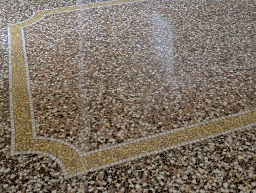 Pavimento alla veneziana rifare casa - Rifare pavimento senza spostare mobili ...