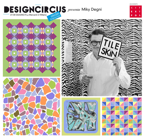 Design Circus Tileskin