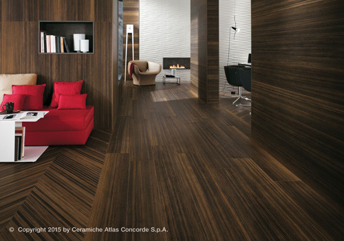 Ispirazione legno naturale per progetti di puro design
