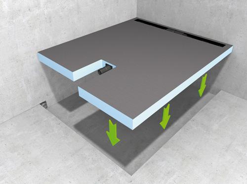 intere strutture di schiuma rifare casa. Black Bedroom Furniture Sets. Home Design Ideas