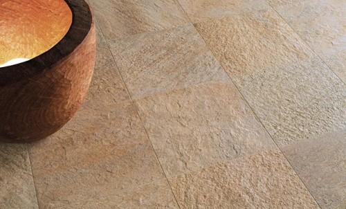 Grès porcellanato, come pietra grezza