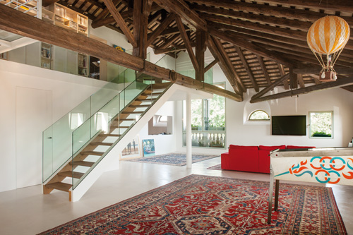 Rifare casa il portale per ristrutturare casa rifare casa for Arredamento attico