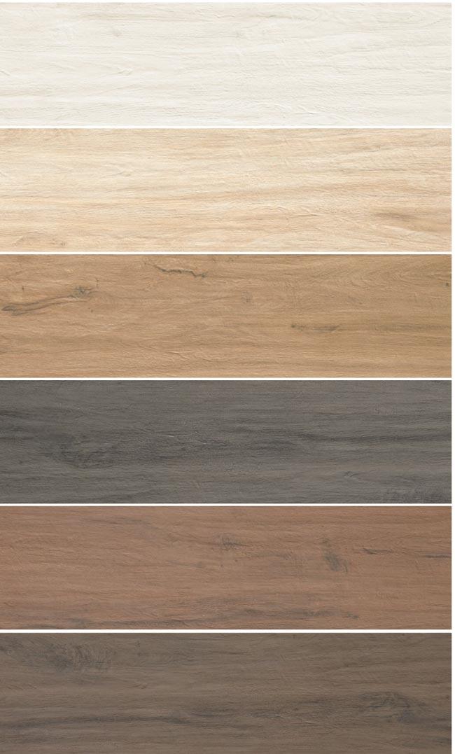 Gres porcellanato effetto legno - Rifare Casa