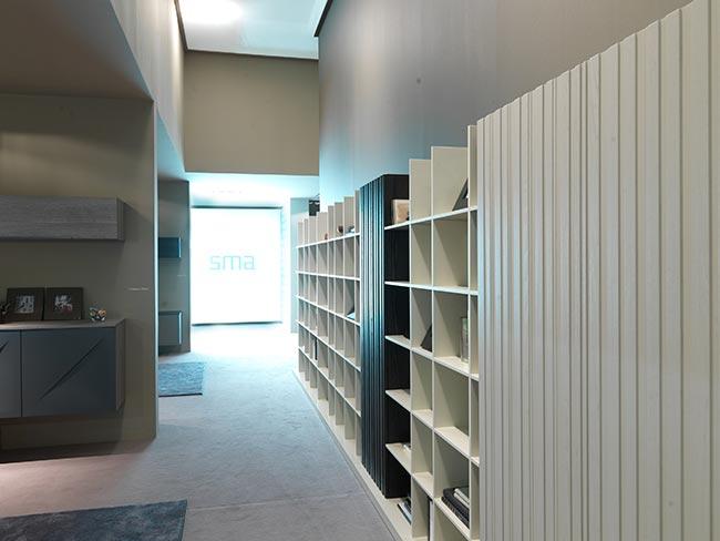 Libreria multifunzione 4