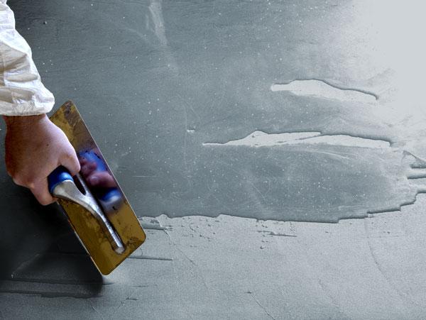 Applicazione pavimenti in resina