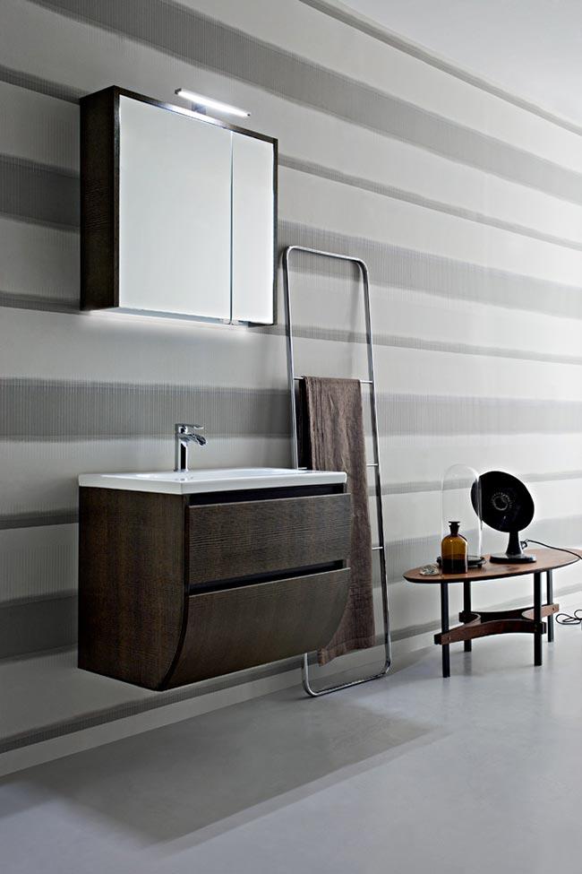 Soluzioni cerasa per arredare un bagno piccolo rifare casa for Bagno piccolo con vasca