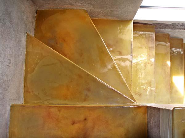 scala in resina