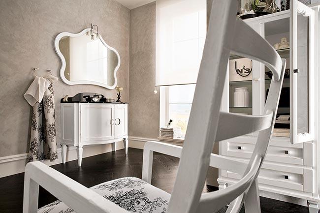 Soluzioni cerasa per arredare un bagno piccolo rifare casa - Arredo bagno classico elegante ...