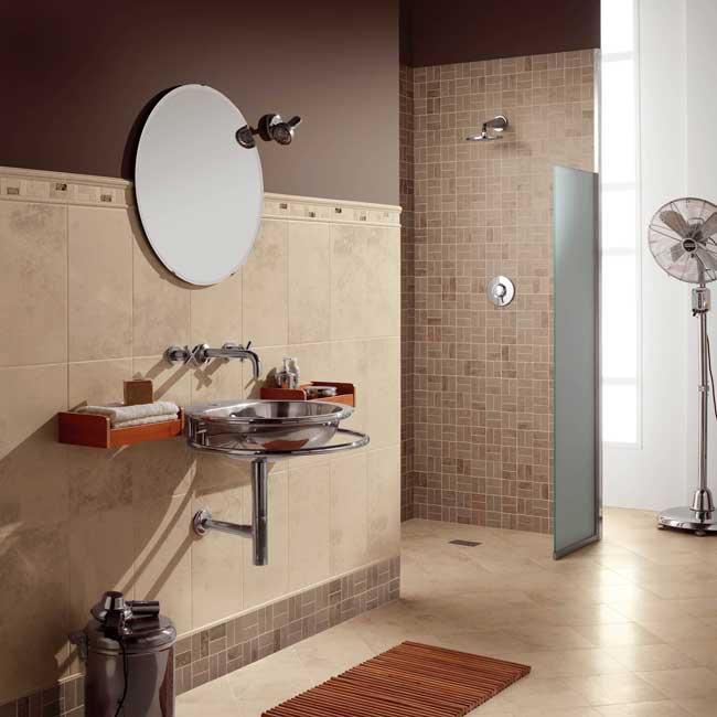 Approfondimento sulla doccia a filo pavimento rifare casa - Doccia senza porta ...
