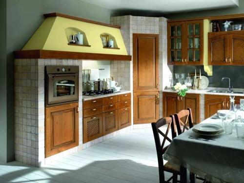 Come progettare la cucina rifare casa - Progettare cucina in muratura ...