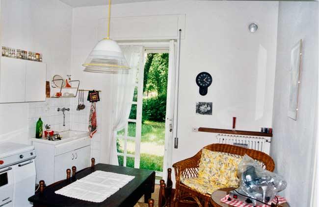 Cucina in muratura su misura | Come costruire zona cottura, piani ...