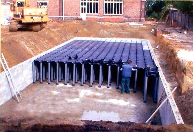 Come recuperare l 39 acqua rifare casa - Depurare l acqua di casa ...