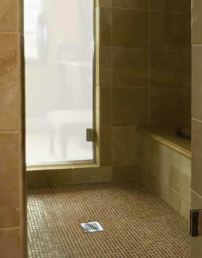 sifone doccia