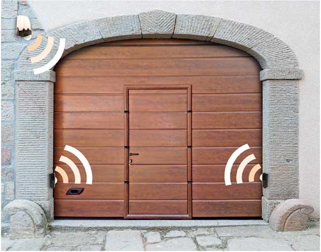 Sistema go wireless per il comfort del garage rifare casa