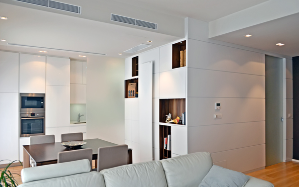 Antonio sabatino architetto aumentare gli spazi rifare casa for Case fatte da architetti