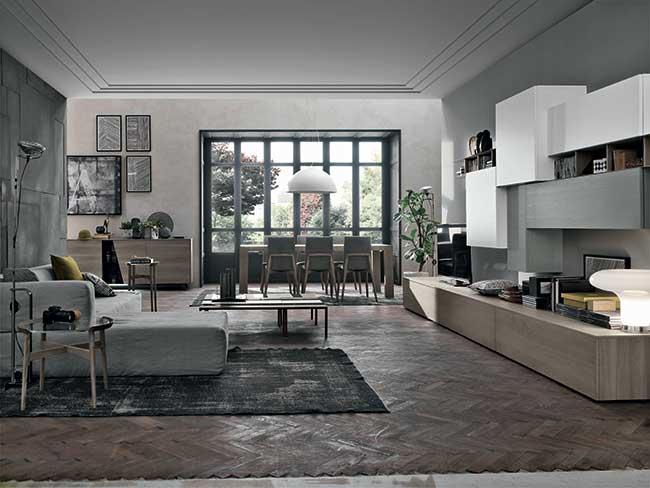 Tomasella mobili vivere la casa in modo funzionale for Mobili grande arredo