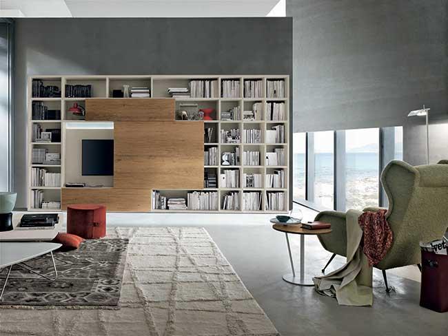 Tomasella mobili vivere la casa in modo funzionale for Idea casa mobili