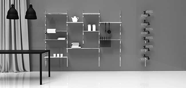 elementi modulari per cucina