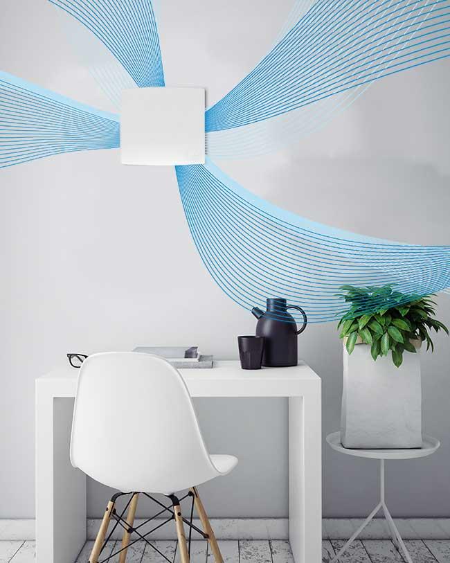 Ventilazione meccanica cambiare aria senza aprire finestre - Aria secca in casa ...