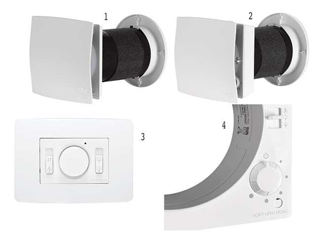 Aspiratore tipo vortice per bagni e cucine diametro mm amazon