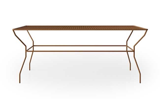 tavolo lungo opla