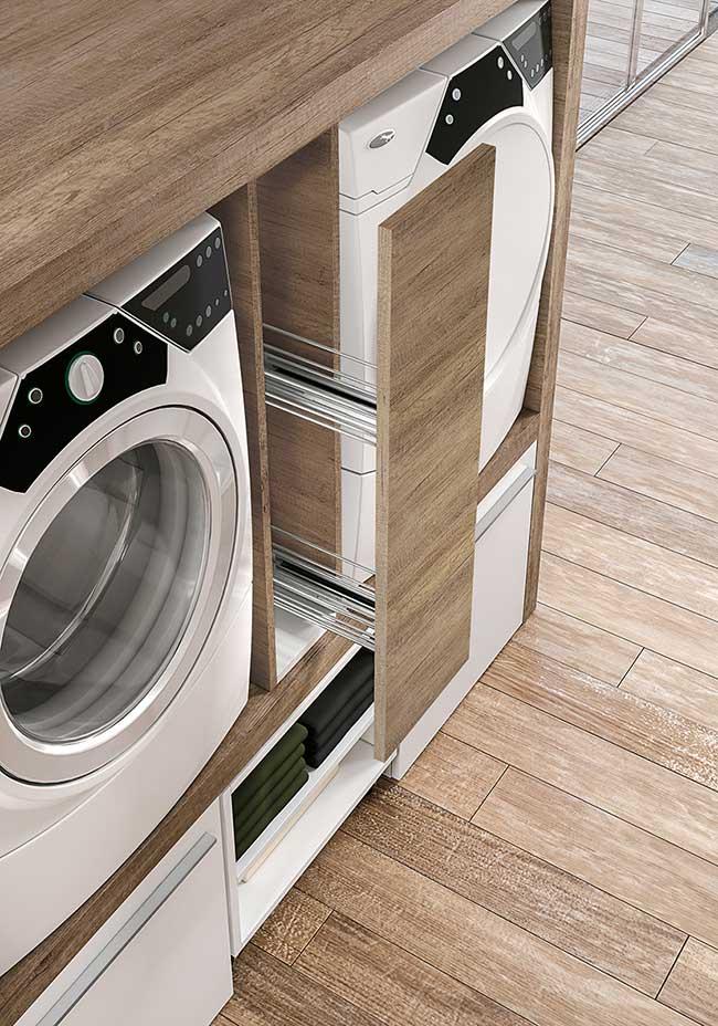 Hafro geromin un mondo perfetto a misura dei tuoi - Mobili per lavanderia domestica ...