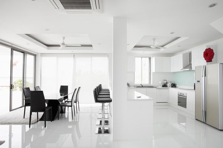 Come dividere una stanza open space