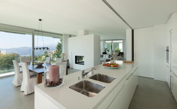 cucina-a-vista - Rifare Casa