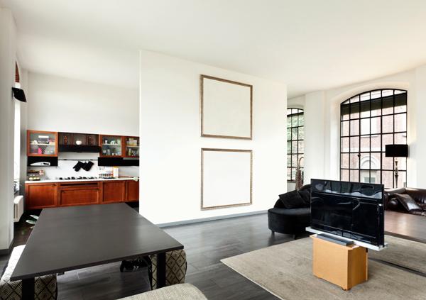 Come dividere una stanza open space rifare casa for Lo space senza pareti