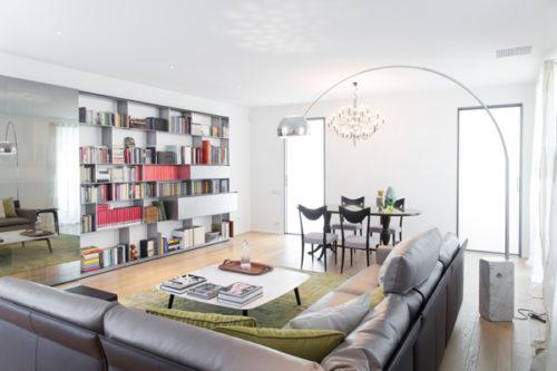 Penthouse contemporanea   Architetto Antonio Perrone