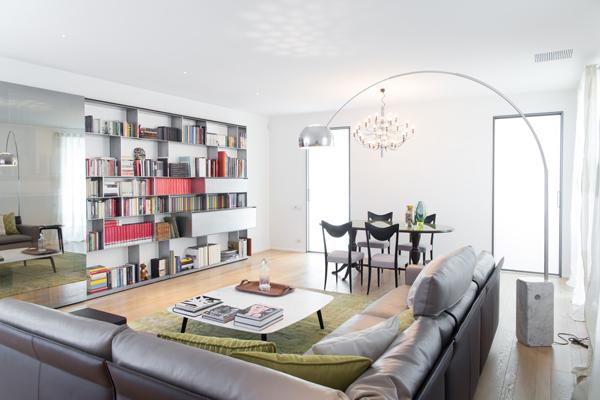 Penthouse contemporanea architetto antonio perrone rifare casa