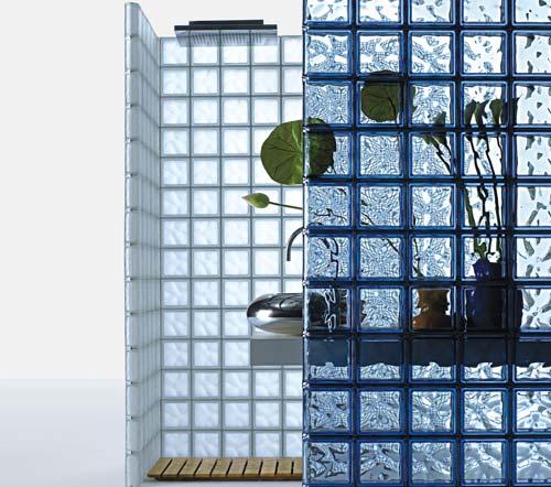 Pareti In Vetro Per Vasca : Vetrocemento e mattoncini di vetro forme prezzi