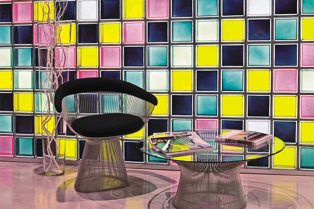 Vetrocemento e mattoncini di vetro forme e prezzi - Parete in vetro prezzi ...