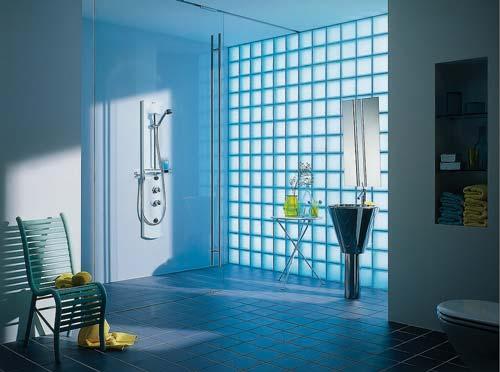 Vetrocemento e mattoncini di vetro forme e prezzi
