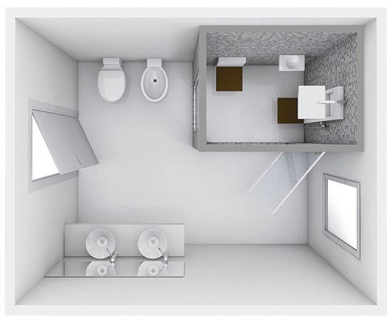 Sauna e bagno turco in casa ecco come rifare casa - Bagno turco in muratura ...