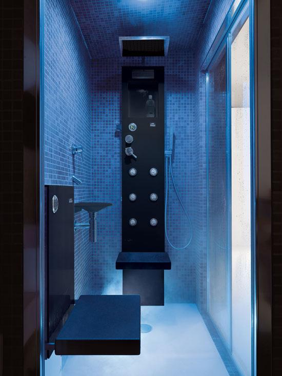Sauna e bagno turco in casa ecco come rifare casa - Il bagno turco dipinto ...