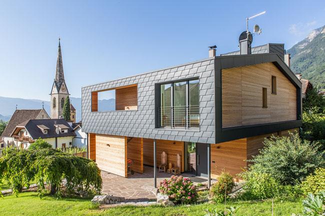 Piccolo ma grande by norm architects rifare casa for Casa in stile scandole
