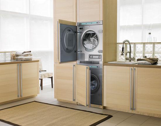 La lavanderia si adatta all 39 abitazione rifare casa - Lavatrice per piumoni ...
