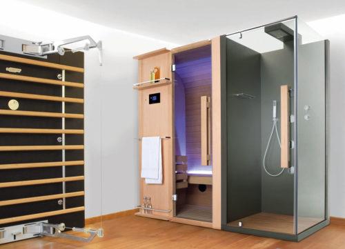Allestire una spa in casa rifare casa - Bagno turco in casa ...