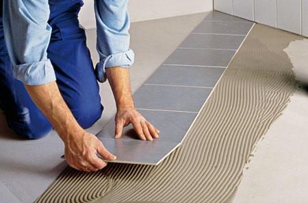 Pavimenti di piastrelle posate in diagonale rifare casa - Posa piastrelle in diagonale ...