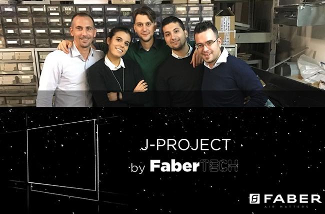 J-Project: molto  più di una cappa hi-tech