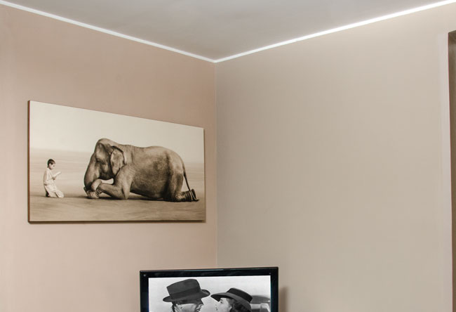 Pitturare senza sporcare le pareti di casa rifare casa - Pitturare pareti casa ...