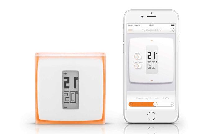 Thermostat: il termostato per smartphone