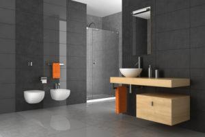 Controparete in bagno: i vantaggi
