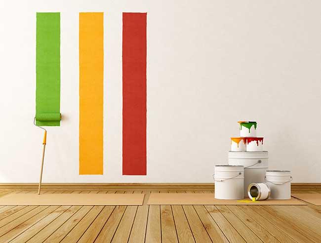 colore pareti