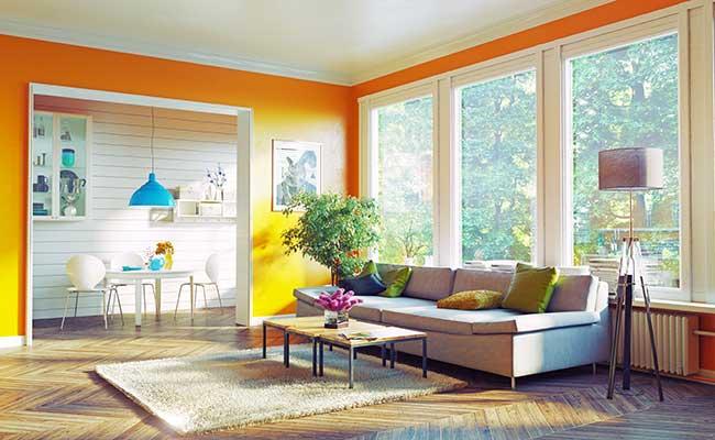 Colore pareti | Come rinnovare casa scegliendo il giusto abbinamento