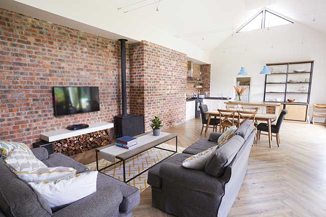 Arredare open space | La cucina e il soggiorno - Bricoportale: Fai ...