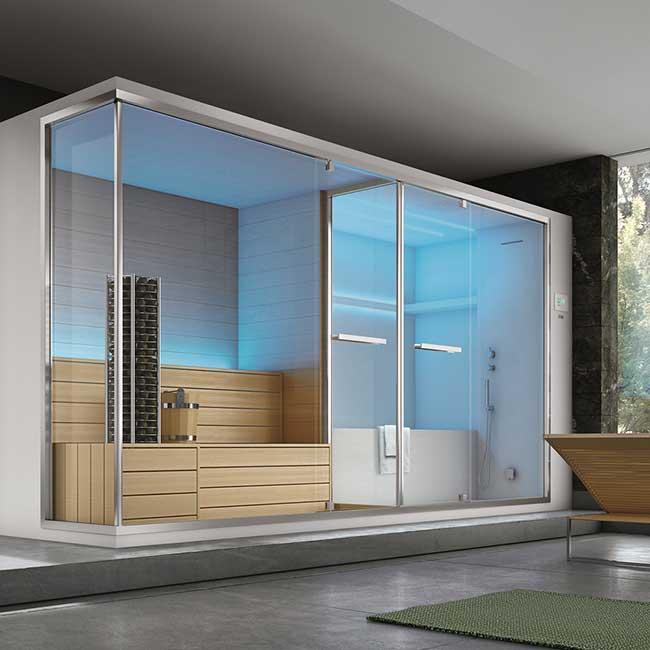 bagno turco in casa hamman hafro geromin