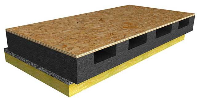 Coibentazione tetto come annullare totalmente le - Pannelli isolanti per sottotetto ...