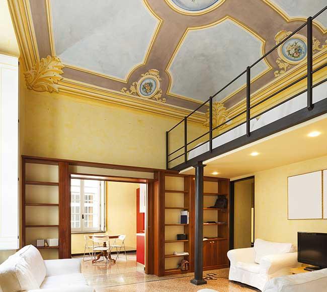 Soppalco come ottenere una stanza in pi in casa for Come ottenere progetti di casa mia